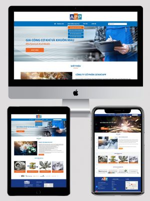 thiết kế web tại huế
